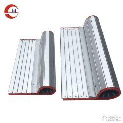 厂家供应铝帘机床防护帘不锈钢卷帘