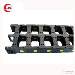 厂家桥式拖链塑料穿线坦克链机床尼龙拖链