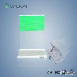 深圳LED机床三色灯亚克力透明信号灯带蜂鸣器单层