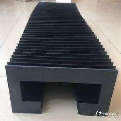 风琴防护罩机床铠甲防护罩直线导轨风琴防尘罩