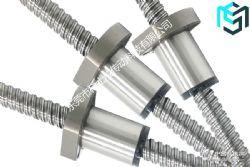 精密研磨级TBI品牌SFNI01605-4滚珠丝杠