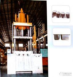 宁波高配1100吨拉伸液压机 进口伺服系统低能耗高效率