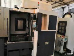 CNC数控雕铣机床650精雕机 新代11ma系统安川驱动