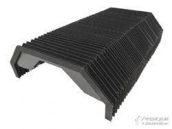 供應銀川機床導軌鋼板防護罩