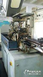 瑞士托纳斯NAT-125单轴自动纵切车床