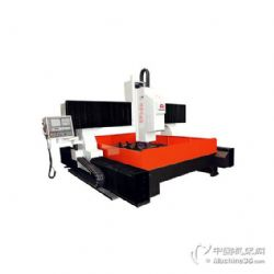 立式龙门数控钻床 通用钻削法兰不锈钢全自动钻孔机床 平面