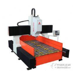 2米→高速数控钻床 龙门式通用法兰不锈钢全自动钻孔机床 厂