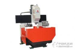 供应厂家直销小型数控钻床 1米经济型铸铁龙门钻床 钻孔攻丝铣