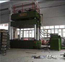 混合伺服500t四柱液压机的特点及性能