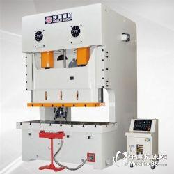 沃得精机JH25系列开式双点压力机