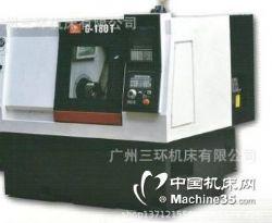 供应广州机床厂三环箭G-180T斜床身数控车床