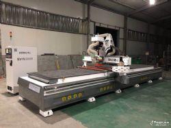 供应板式家具生产数控开料成都双工序排钻加工中心