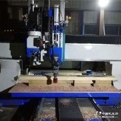 供应木工数控重型加工中心 实木cnc加工中心 多功能铣床