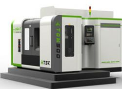 400高效能臥式產品加工中心【定柱式】 CNC數控銑床