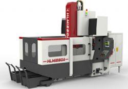 高速动柱小龙门加工中心HT-1280强力切削厂家价格