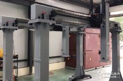 线性工业机器人自动化 单轴双轴多轴桁架机械手 钢结构主体硬限