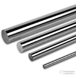 供应天津直线光轴圆导轨滑块 镀铬活塞棒杆加工