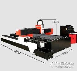 供应 DH3015管板一体光纤激光切割机