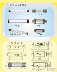 江蘇加工防水熒光機床工作燈/JB系列白熾機床工作燈熱銷