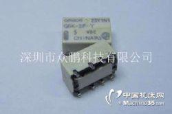 欧姆龙∴继电器G6K-2P-Y-DC5V原装新货