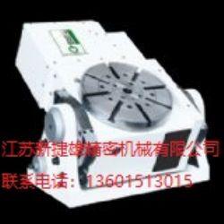 供應TRM-200~630手動傾斜雙軸旋轉分度盤