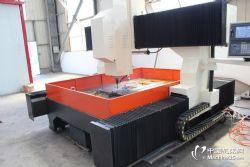 供应型高速数控铣钻床 压力容突然器专用全自动打孔机床 全铸说道件床身