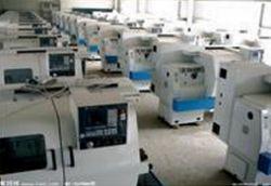 出售台湾加工中心多台及韩国斜床身数控车