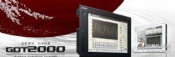 天津三菱触摸屏人机界面GS2110