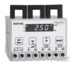 供應EOCR-3EZ含漏電保護智能電動機保護器施耐德韓國三和