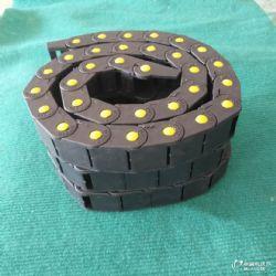 销售塑料拖链  尼龙拖链  工程塑料拖链 18*25 坦克链