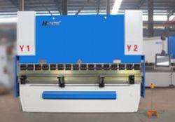 【品牌直销】选配光电售护提高安全性能的8mm厚板4米折弯机