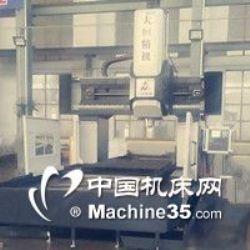 供应37系列数控龙门铣床 定梁数控龙门铣床厂家直销