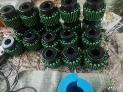 供JS蛇簧聯軸器  沈陽聯軸器生產廠家 JS型蛇簧聯軸器