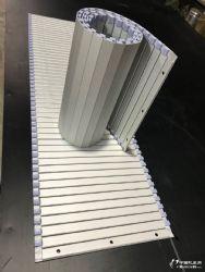 供应铝挡板防护罩 铝帘防护罩 厂家直销
