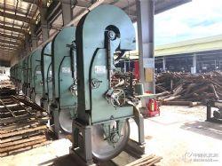 供应原木锯木机木工锯木机制板锯木机自动