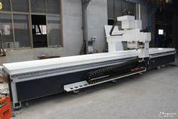 轨道交通铝型材卧式加工中心T20