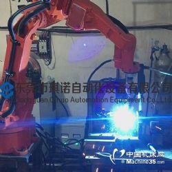 灭火器筒体自动化焊接机器人 自动化焊接设备价格