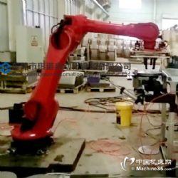 淀粉袋自动化码垛机器人 自动化搬运机械设备价格