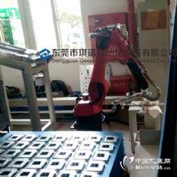 五金分拣机械手臂 自动化四关节机器人