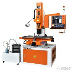 台湾嘉升数控细孔放电机,自动穿孔机,小孔机
