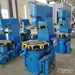 造型機,微震壓實式造型機  鑄造機械