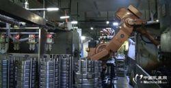 供应机床自动取料机器人