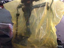 车架焊接机器人二手安川焊接机器人MA1440