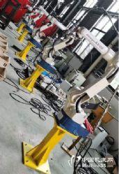 圓管焊接機器人二手OTC焊接機械臂機械手AX-V6