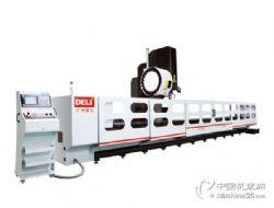 HCD系列重型數控型材加工中心