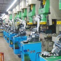 机床冲压上下料机器人系统集成价格