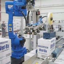 供应箱式码垛机器人 纸箱包装≡码垛机器人