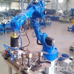 供应五金件打磨机器人 东莞安川机器人集成商