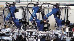 廣東東莞不銹鋼焊接機器人應用集成