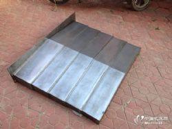 免费定制沈阳VMC850加工中心钢板防护罩享受出厂价格
